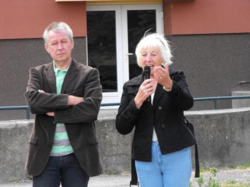 Szobráncon(SK) sportoltunk 2011.06.11